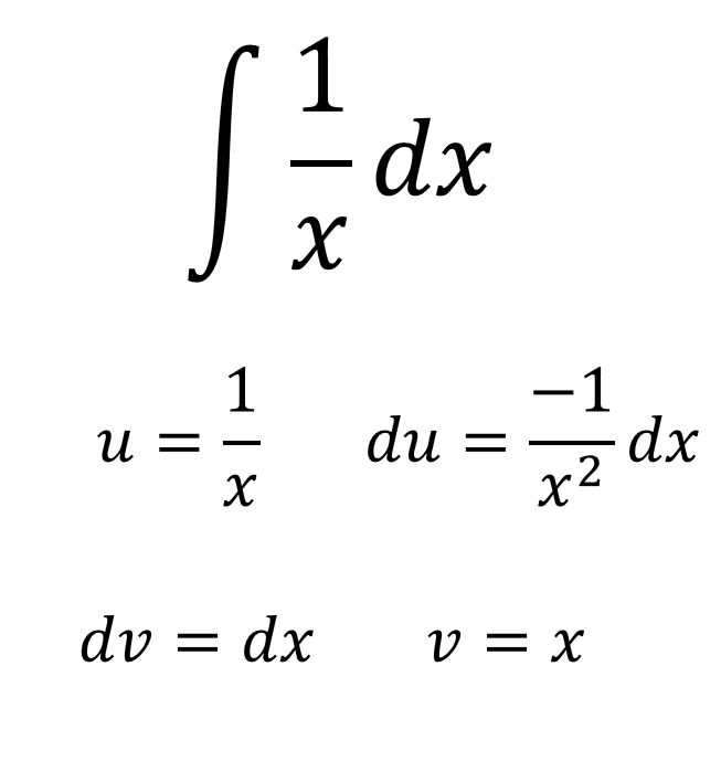 """Prove"""" 0 = 1 Using Calculus Integration By Parts – Mind Your"""
